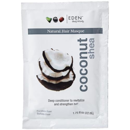EDEN BodyWorks Coconut Shea Natural Hair Masque (1.75 oz.)