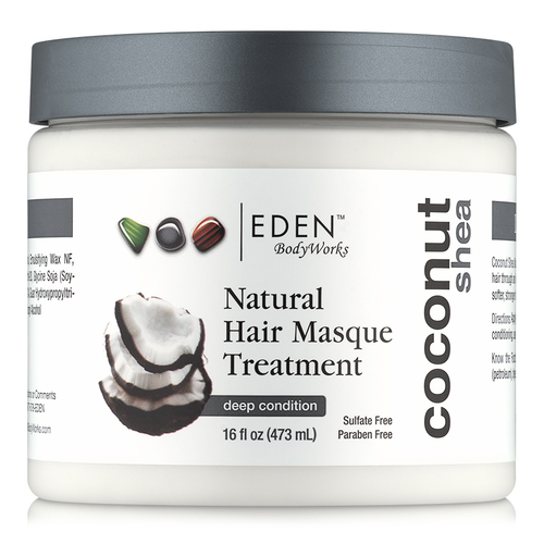 EDEN BodyWorks Coconut Shea All Natural Hair Masque (16 oz.)