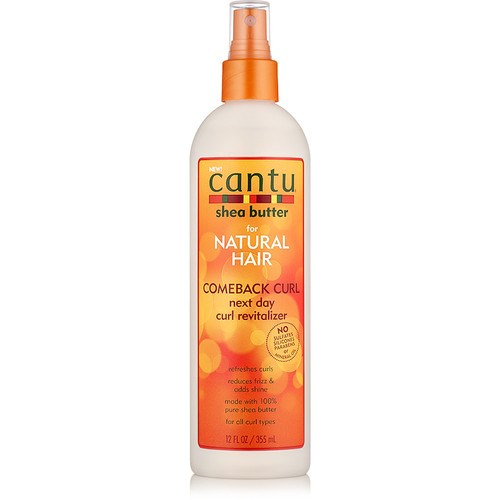 Cantu Comeback Curl Next Day Curl Revitalizer (12 oz.)