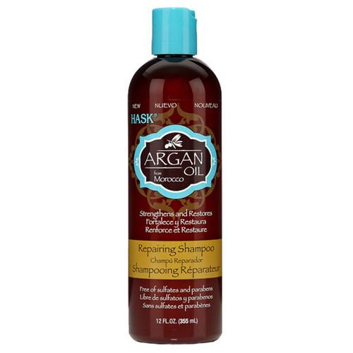 HASK Argan Oil Repairing Shampoo (12 oz.)