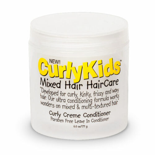 CurlyKids Curly Creme Conditioner (6 oz.)