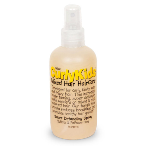 CurlyKids Super Detangling Spray (6 oz.)