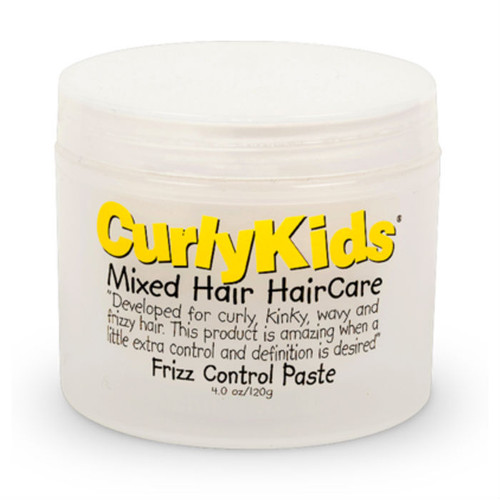CurlyKids Frizz Control Paste (4 oz.)