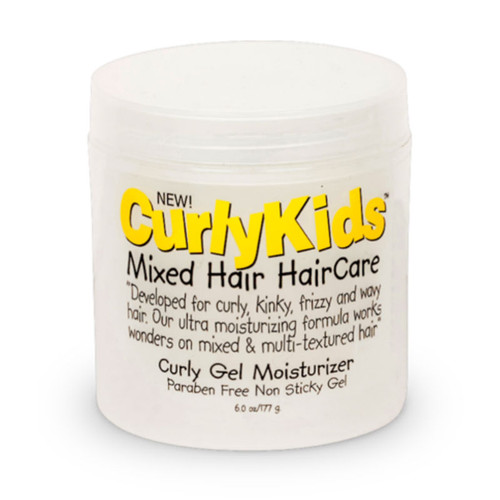 CurlyKids Curly Gel Moisturizer (6 oz.)
