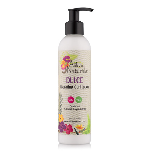 Alikay Naturals Dulce Hydrating Curl Lotion (8 oz.)