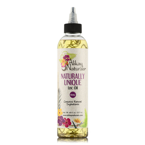 Alikay Naturals Naturally Unique Loc Oil (8 oz.)