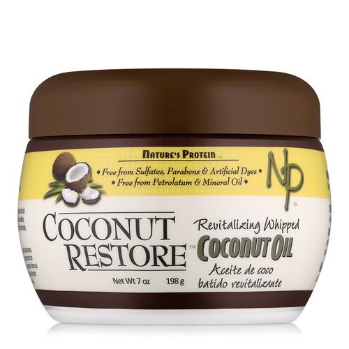 Coconut Restore Revitalizing Whipped Coconut Oil (8 oz.)