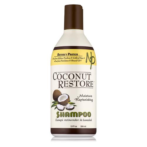 Coconut Restore Moisture Replenishing Shampoo (13 oz.)