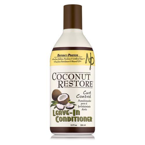 Coconut Restore Curl Control Leave-In Conditioner (13 oz.)