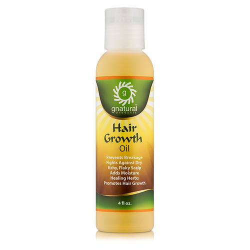 Review: G'Natural Hair Growth Oil (4 oz.)