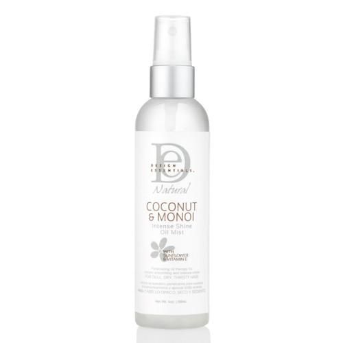 Design Essentials Coconut & Monoi Intense Shine Oil Mist (4 oz.)
