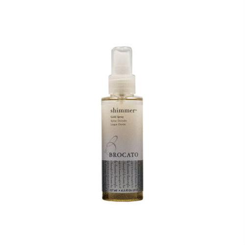 Review: Brocato Shimmer Gold Spray (4.3 oz.)