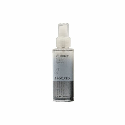 Review: Brocato Shimmer Platinum Spray (4.3 oz.)