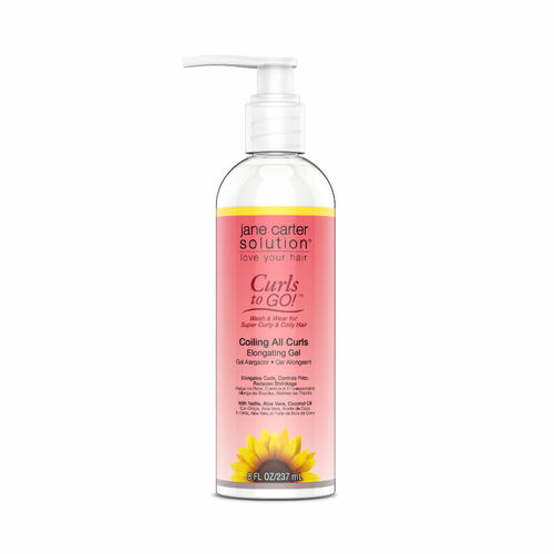 Jane Carter Solution Curls to Go Coiling All Curls Elongating Gel ( 8 oz. )