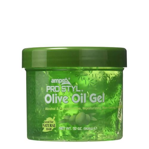 Ampro Pro Styl Olive Oil Styling Gel (32 oz.)