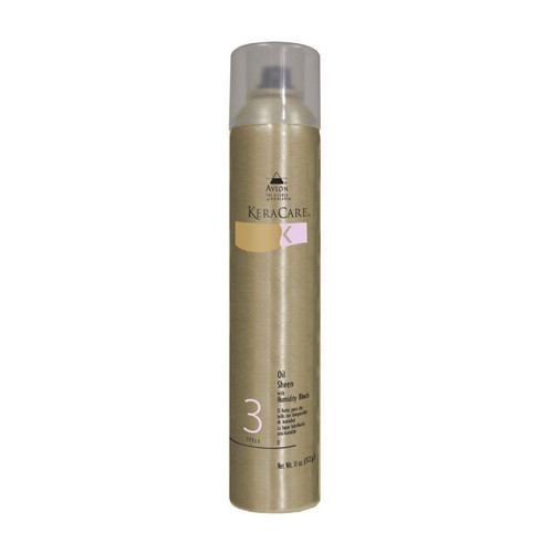 KeraCare Oil Sheen with Humidity Block (10 oz.)