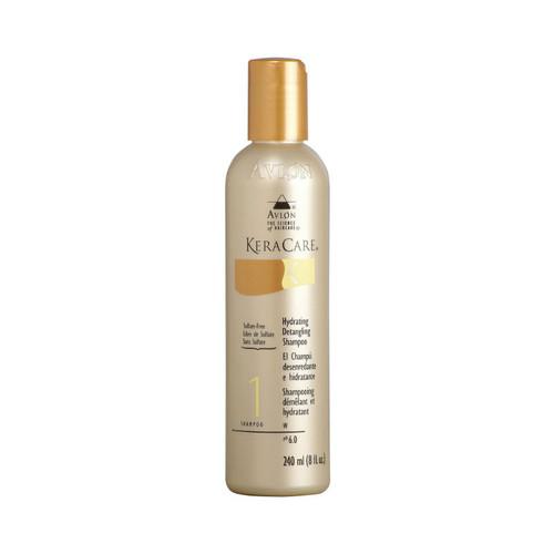 KeraCare Hydrating Detangling Shampoo (Sulfate-Free) (8 oz.)
