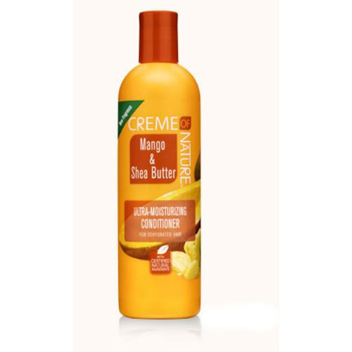 Creme of Nature Mango & Shea Butter Ultra-Moisturizing Conditioner (12 oz.)