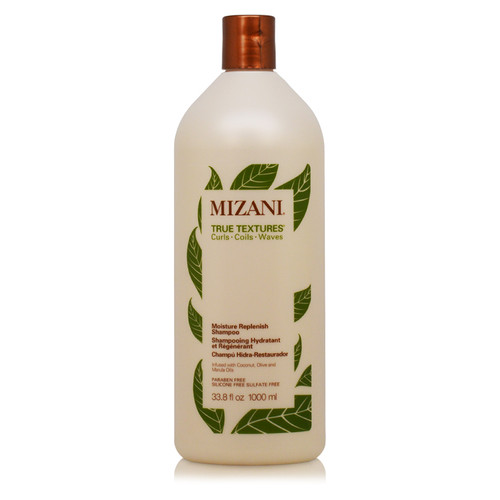 MIZANI True Textures Moisture Replenish Shampoo (33.8 oz.)