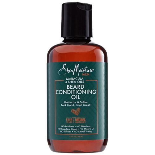 SheaMoisture Men Maracuja & Shea Oils Beard Conditioning Oil (3.2 oz.)