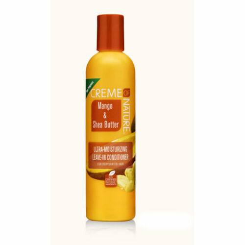 Creme of Nature Mango & Shea Butter Ultra-Moisturizing Leave-In Conditioner (8.45 oz.)