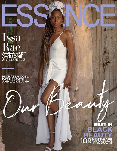 Issa Rae Stuns on the Essence Cover Serving Black Girl Magic