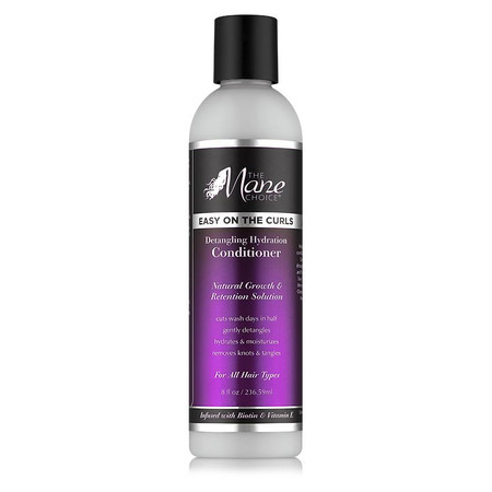 The Mane Choice Easy On the Curls Detangling Hydration Conditioner (8 oz.)