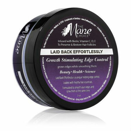 The Mane Choice Laid Back Effortlessly Growth Stimulating Edge Control (2 oz.)