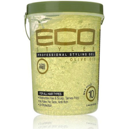 Ecoco Ecostyler Professional Styling Gel with Olive Oil (80 oz.)