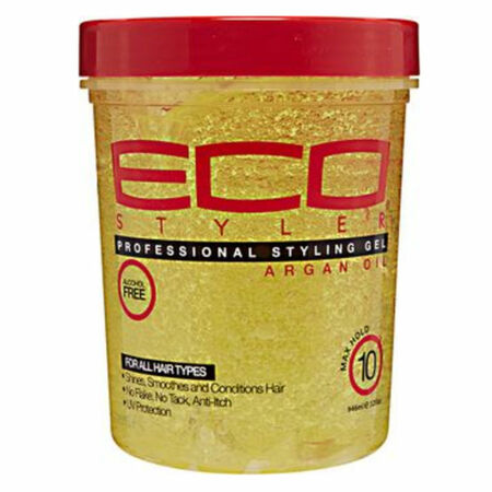 Ecoco Eco Styler Professional Styling Gel with Argan Oil (32 oz.)