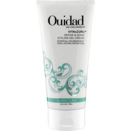 Ouidad Vitalcurl Define Shine Styling Gel Cream 6 Oz