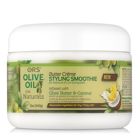 ORS Olive Oil for Naturals Butter Creme Styling Smoothie (12 oz.)
