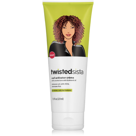 Twisted Sista Curl Activator Creme (7.5 oz.)