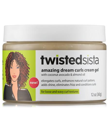 Twisted Sista Amazing Dream Curls Cream Gel (12 oz.)