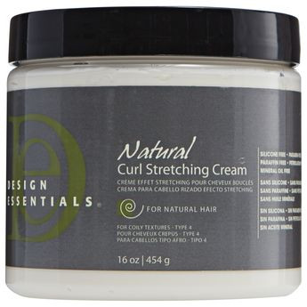 Design Essentials Natural Curl Stretching Cream 16 Oz