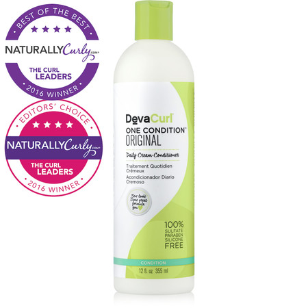 DevaCurl One Condition Original Creamy Daily Conditioner (12 oz.)