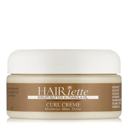 HAIRiette Kokum Butter & Marula Oil Curl Creme (8 oz.)