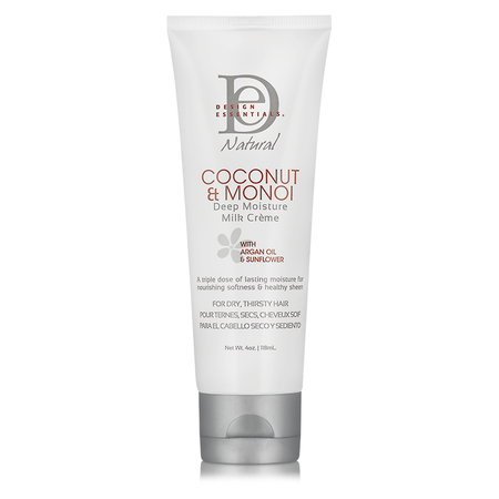 Design Essentials Coconut & Monoi Deep Moisture Milk Creme (4 oz.)