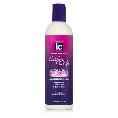 Fantasia Curly & Coily Curl Activator Cream (12.5 oz.)