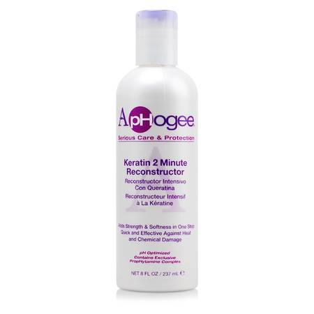 f43b11b4fba51 ApHogee Keratin 2 Minute Reconstructor (8 oz.) - NaturallyCurly