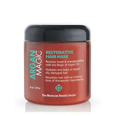 Review Argan Magic Restorative Hair Mask 8 Oz Naturallycurly