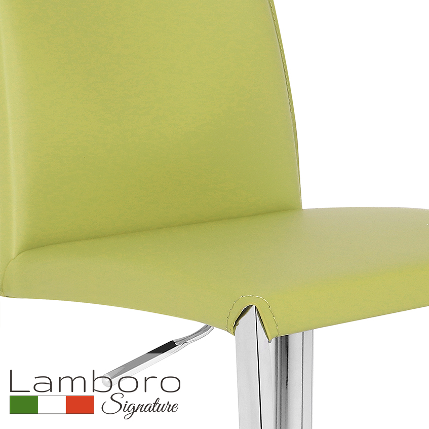 Eccellente Signature Bar Stool Green