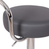 Zenith Bar Stool Charcoal