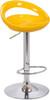 Sorrento Swivel Bar Stool Yellow