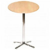 Naple Poseur Round 600 Table Natural
