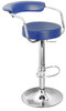 Zenith Bar Stool Blue