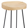 Legna Natural Bar Stool