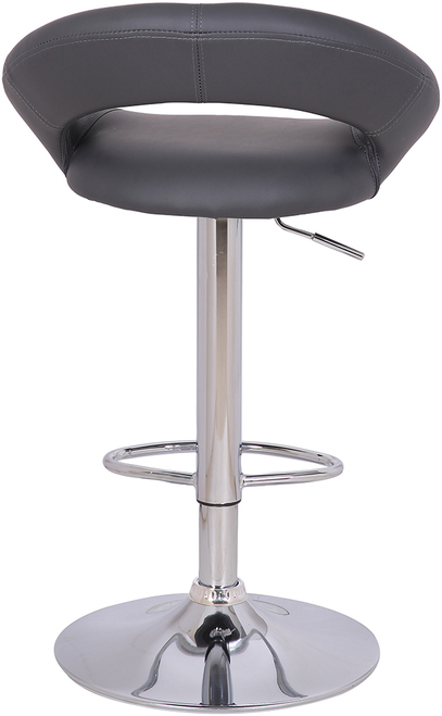 Sorrento Kitchen Bar Stool Charcoal