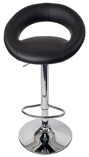 EX Display Range - Sorrento Kitchen Bar Stool Black