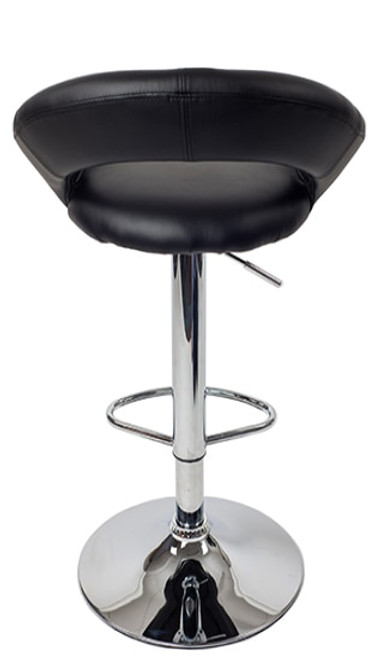 Sorrento Kitchen Bar Stool Black